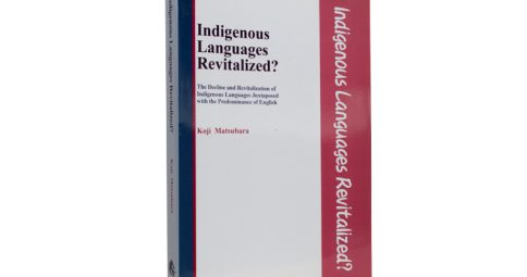 Indigenous Languages Revitalized?
