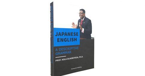 Japanese English: A Descriptive Grammar